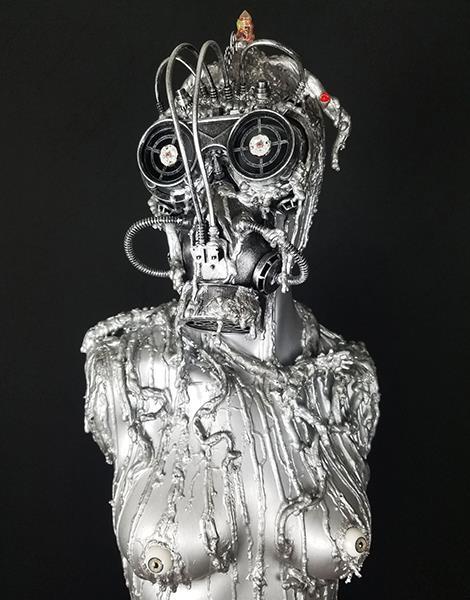 Anne Droid, 2019 - Dave Holt