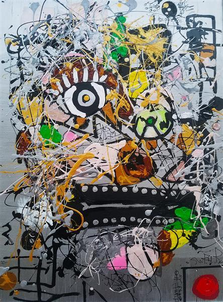 Machine Head 3, 2020 - Dave Holt