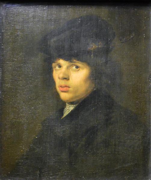 Portrait De Hendryck Henck Et De Sa Femme Catharina Browers, 1637 - David Bailly