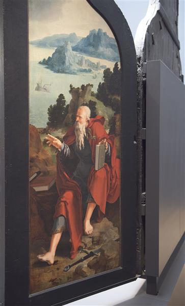 The Last Judgment, c.1527 - Lucas van Leyden