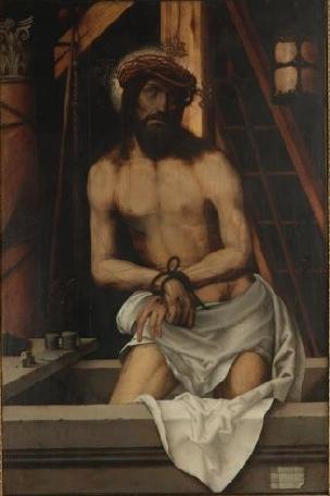 Crucifixion of Christ, c.1520 - Lucas van Leyden
