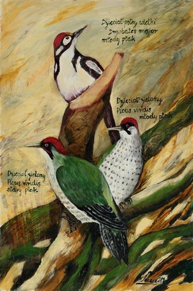 Birds II - Małgorzata Serwatka