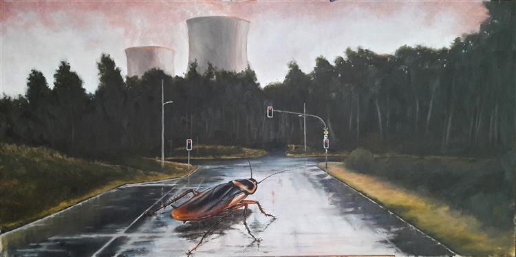 Traffic Lights, 2019 - Husnu Konuk