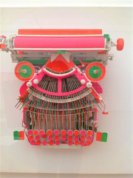 Typewriter, 1963 - Manfred Kuttner