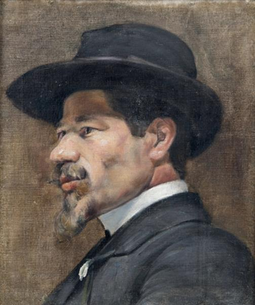 Portrait of a Man - Simeon Velkov