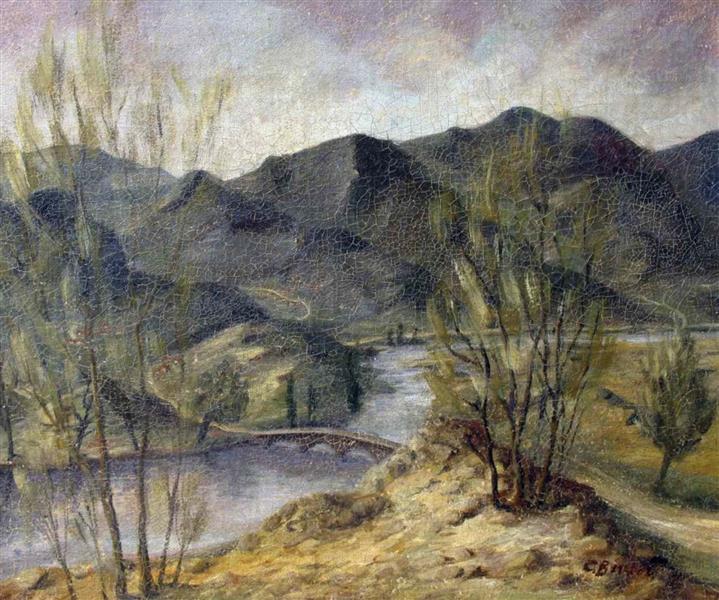 Landscape - Simeon Velkov
