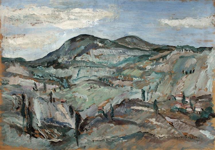 Mountain View - Sirak Skitnik