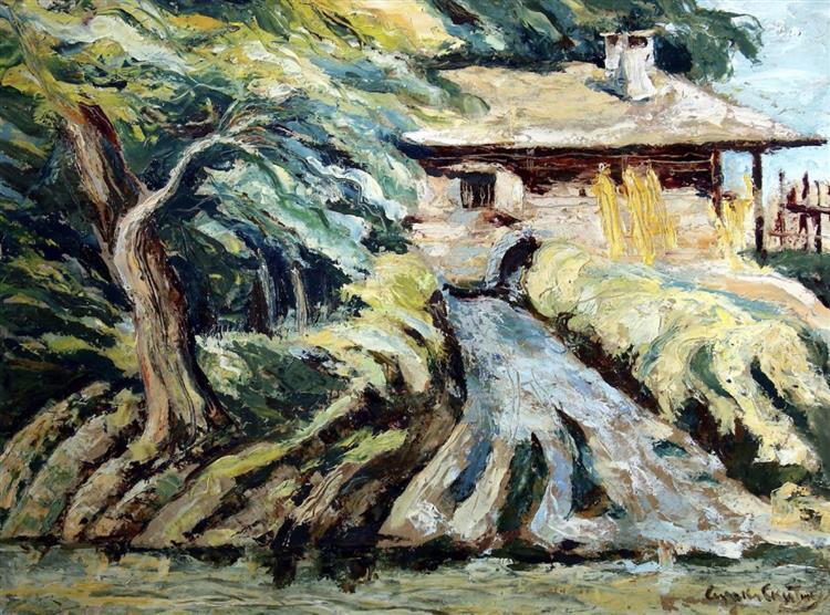 Landscape - Sirak Skitnik