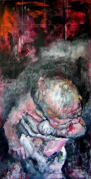 Born I, 2007 - Carmen Delaco