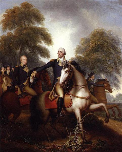 Washington Before Yorktown, 1824 - 1825 - Rembrandt Peale