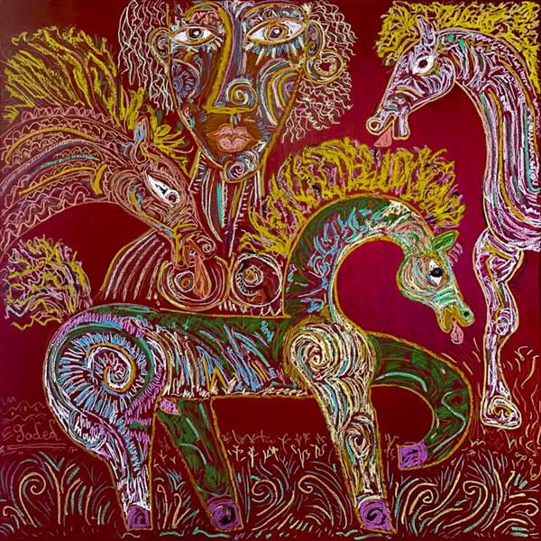 Caballitos de feria - Jaime Goded