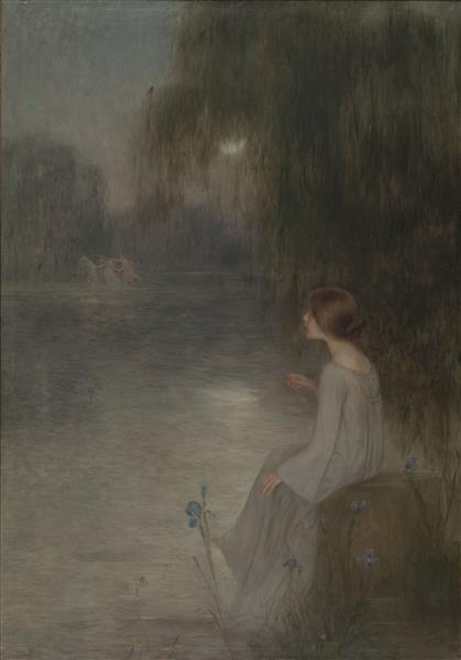Ensueño, 1897 - Joan Brull