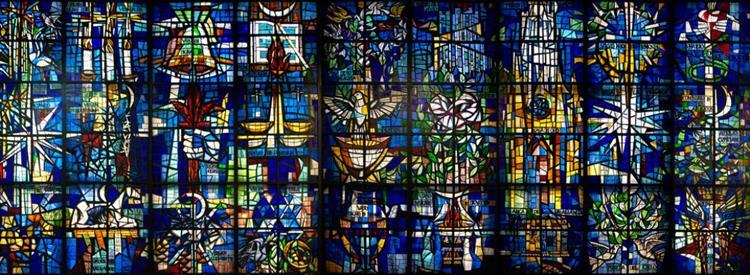 Letanía Lauretana En La Capilla De La Casa Convento De Las Religiosas De María Inmaculada En Córdoba 1966 - Antonio Povedano