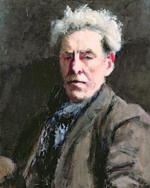 Self-Portrait, c.1925 - Roderic O'Conor