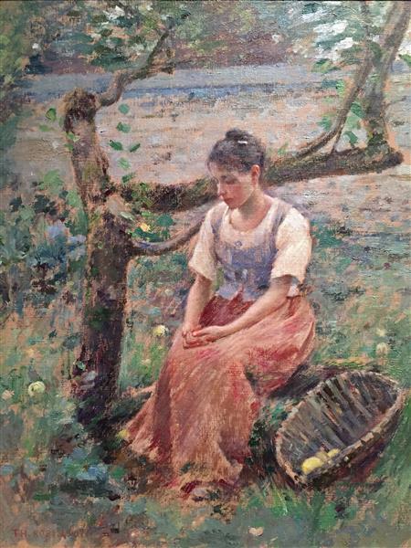 Day Dreams, 1889 - Theodore Robinson