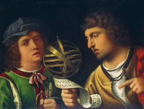 Giovanni Borgherini and His Tutor, c.1500 - c.1508 - Giorgione