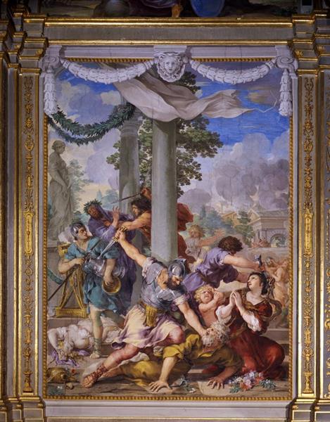 The Age of Iron, 1637 - 1641 - Pietro da Cortona