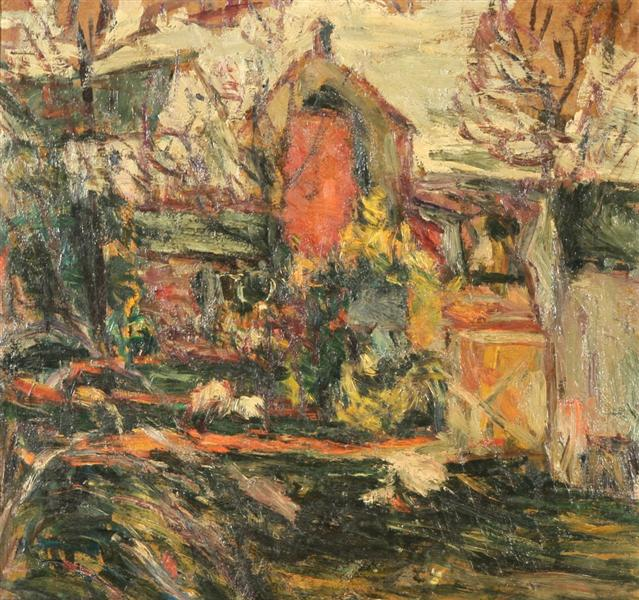 Autumn - Abraham Manievich
