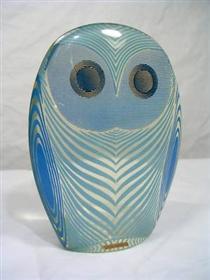 Owl - Abraham Palatnik