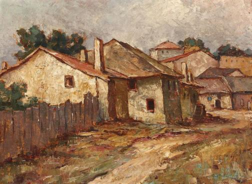 Iași Outskirts Houses - Adam Baltatu