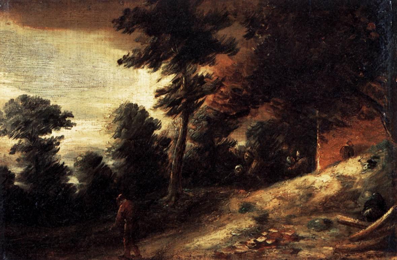 Twilight Landscape, 1635