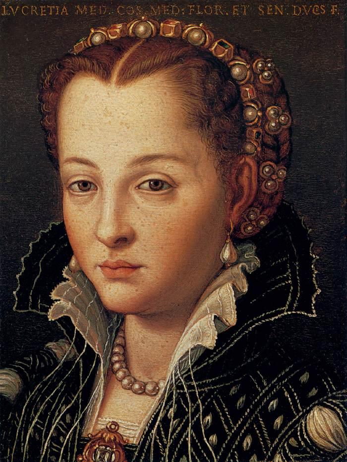 Lucrezia di Cosimo, 1560