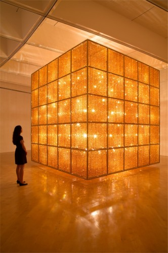 Cube Light, 2008 - Ai Weiwei
