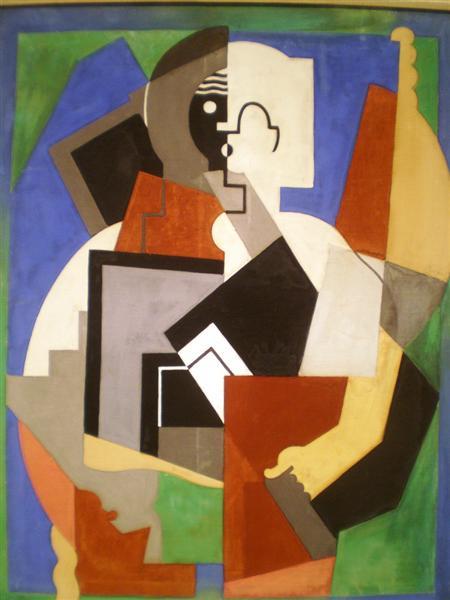 The Schoolboy, 1924 - Albert Gleizes