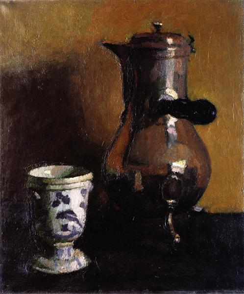 The Coffeepot, 1902 - Albert Marquet