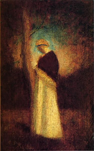 Spirit of Autumn, 1875 - Albert Pinkham Ryder