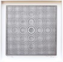 Gocce in gabbia - Alberto Biasi