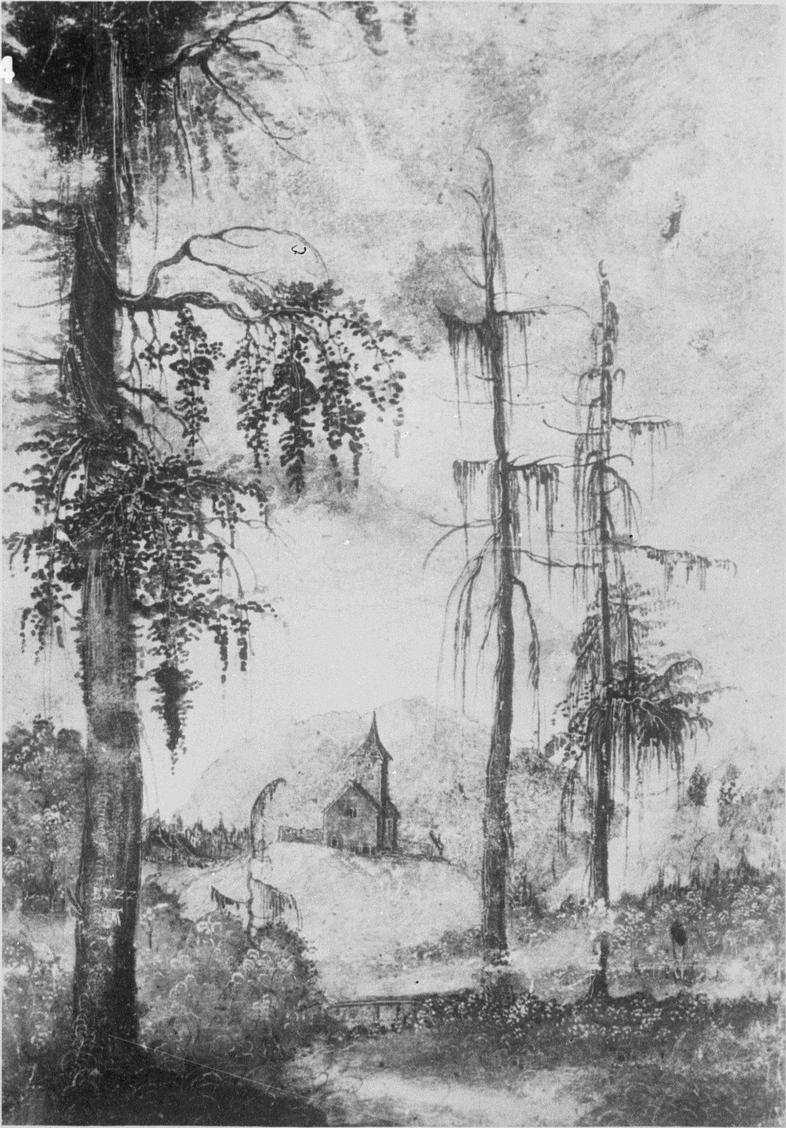 Alpine Landscape withChurch, 1522