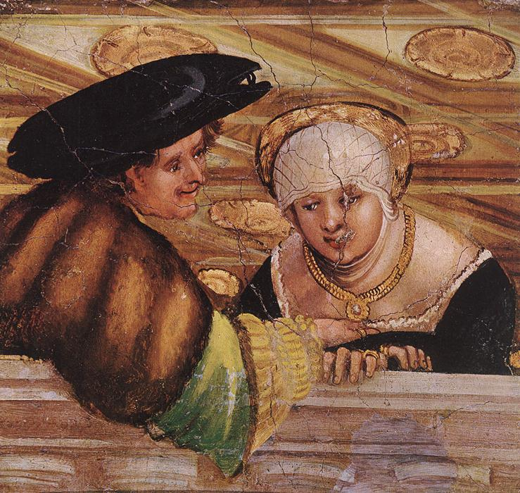 Lovers, 1530