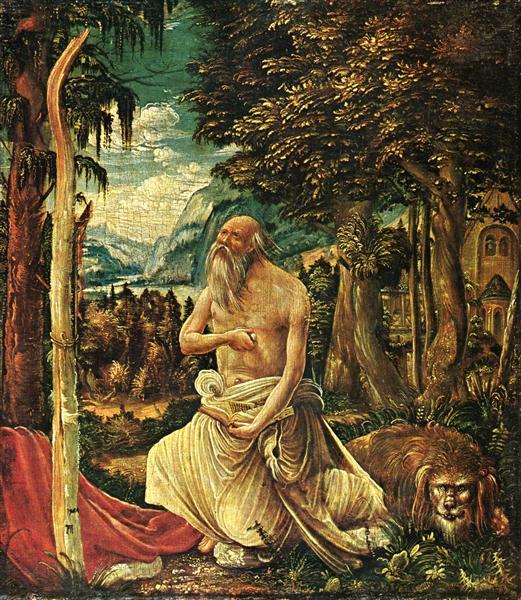 PenitentSt.Jerome - Albrecht Altdorfer
