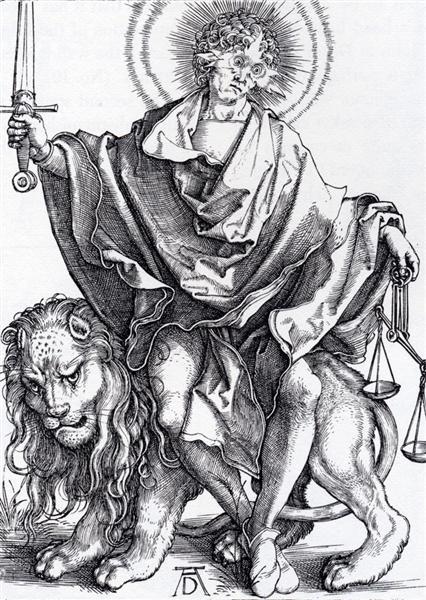 Sol Justitiae, 1499 - Albrecht Durer