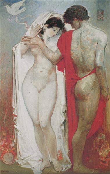 Έαρ έδε, 1955 - Alekos Kontopoulos