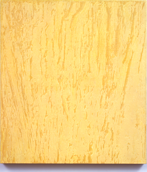 Yellow Time, 2007 - Alex Hay
