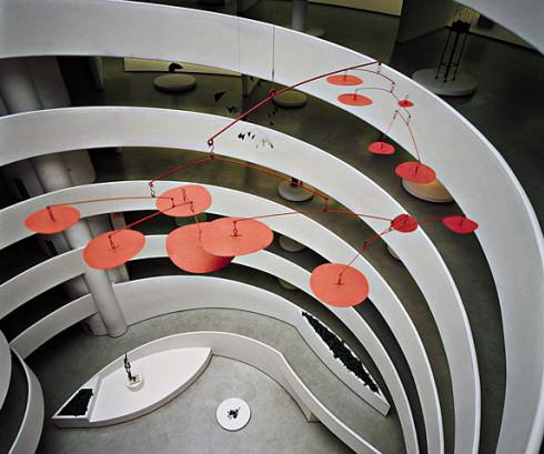 Red Lily Pads (Nénuphars rouges), 1956 - Alexander Calder