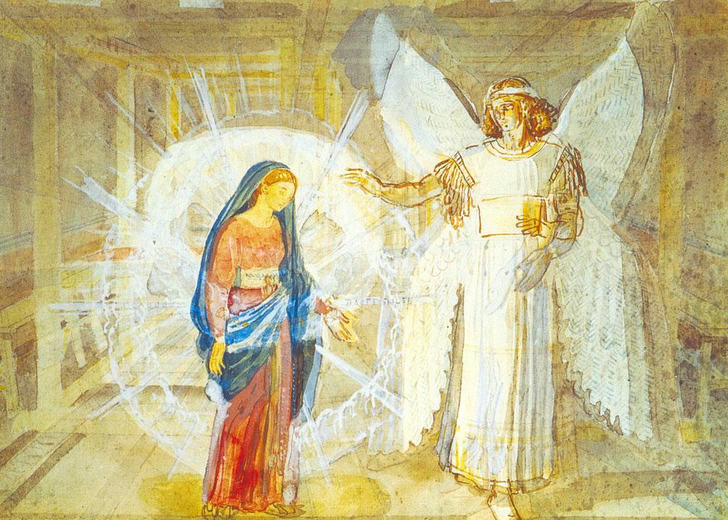 Annunciation, 1824