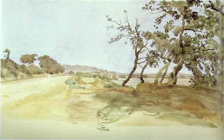 Italian Landscape, 1850