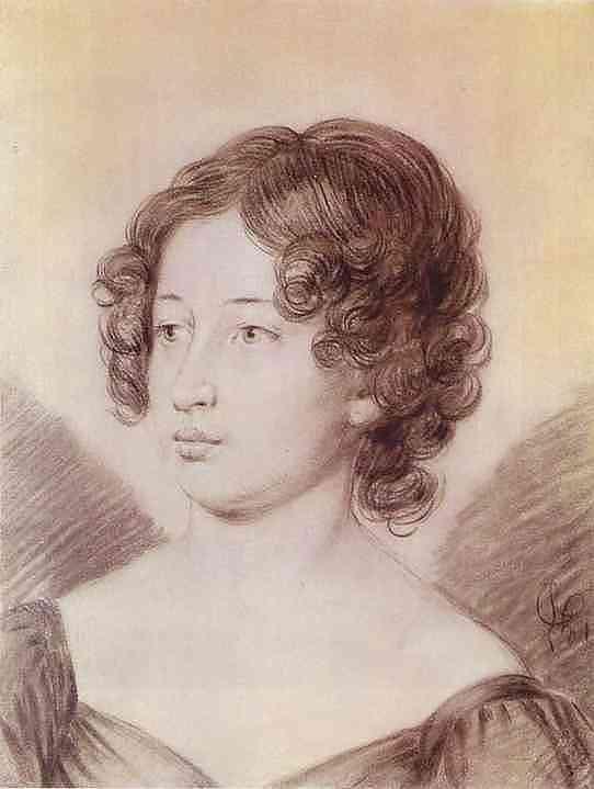 Portrait of a Woman, 1814