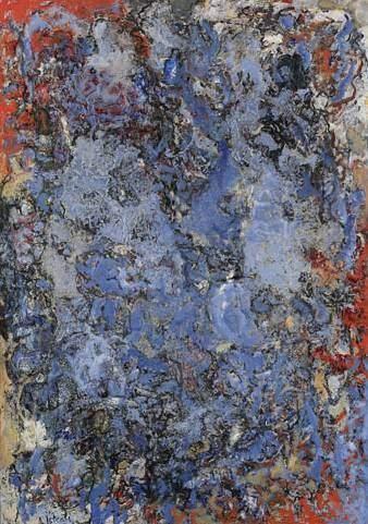 Composition, 1955 - Alexandre Istrati