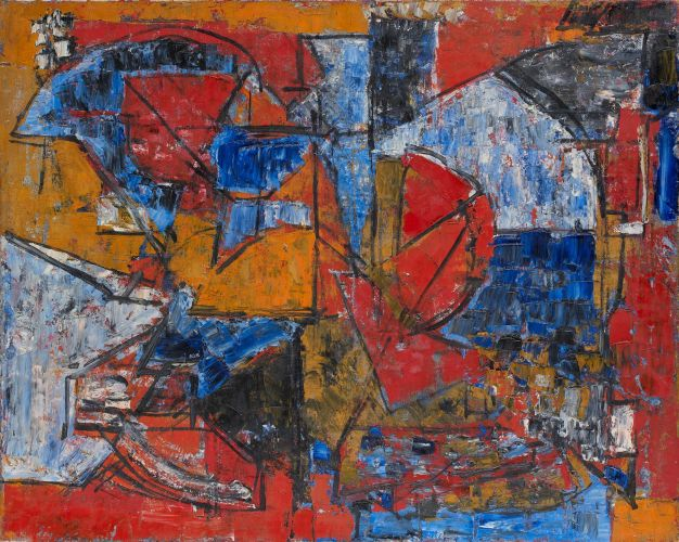 Composition, 1956 - Олександр Істраті