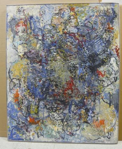 Composition, 1961 - Олександр Істраті