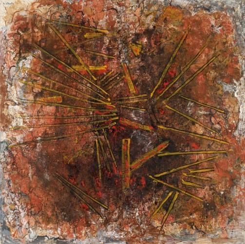 Composition, 1988 - Alexandre Istrati