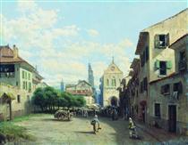 Norman city - Alexey  Bogolyubov
