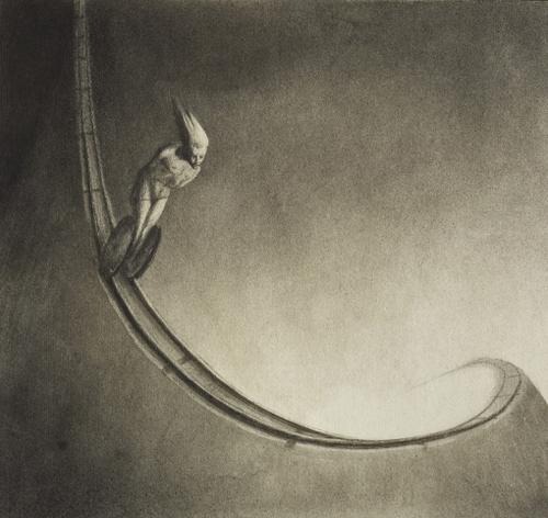 The Man - Alfred Kubin