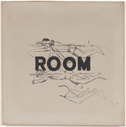 Room (with George Brecht), 1960 - Alison Knowles
