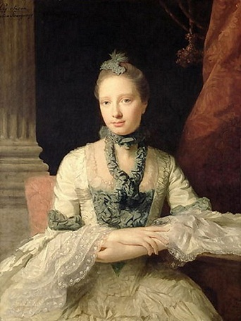 Lady Susan Fox-Strangways, 1761 - Allan Ramsay