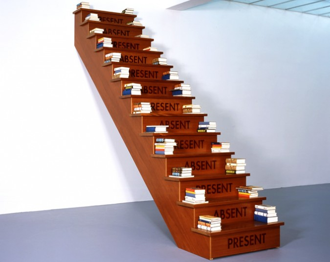 Low to High, 2002 - Allen Ruppersberg